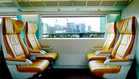 Τρένο Shanghai Maglev, Κίνα